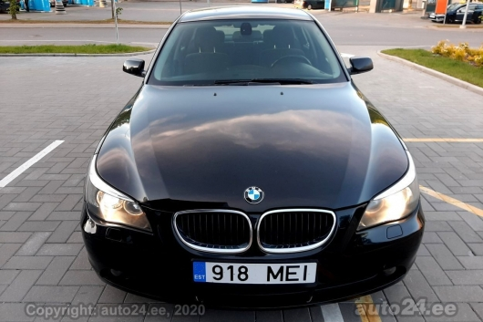 BMW 520 125 kW 2004