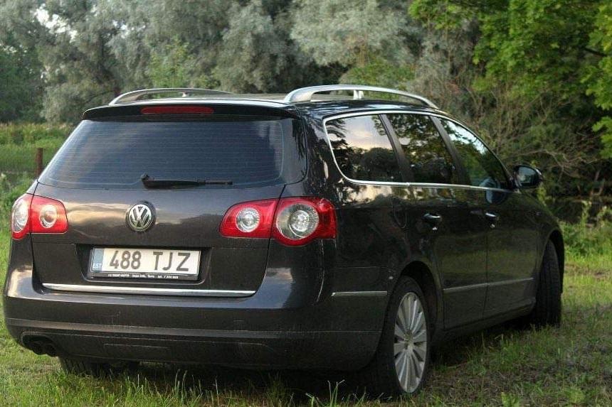 Volkswagen Passat 2.0 125 kW 2007