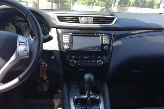 Nissan Qashqai 1.2 85 kW 2015