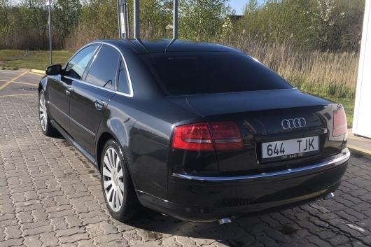 Audi A8 D3 4.0 202 kW 2004