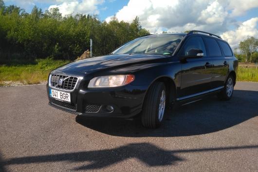Volvo V70 2.4 136 kW 2008