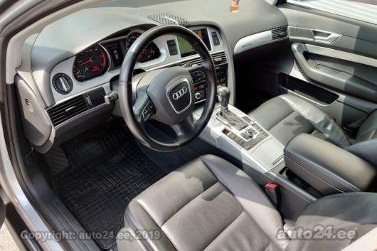 Audi A6 3.0 176 kW 2010