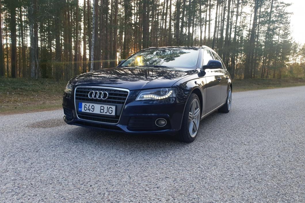 Audi A4 B8 2.0 100 kW 2008