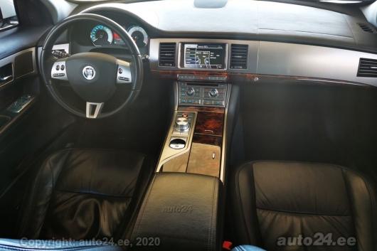 Jaguar XF 155kw kW 2011
