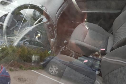 Chevrolet Aveo LS 1.4 69 kW 2009