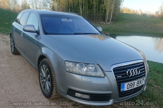 Audi A6 Facelift 3.0 176 kW 2009