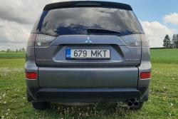 Mitsubishi Outlander 2.0 103 kW 2007
