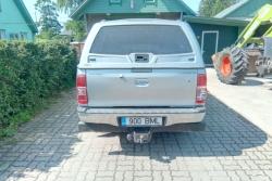 Toyota Hilux 126 kW 2015