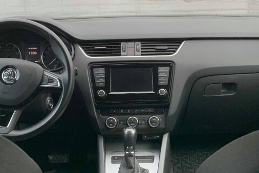 Skoda Octavia 1.4 110 kW 2016