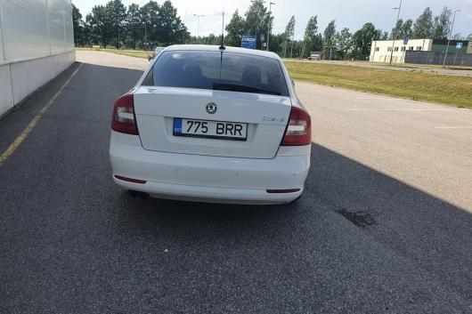 Skoda Octavia Laurin&Klement 2.0 103 kW 2011