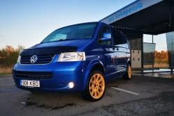 Volkswagen Transporter Kombi 2.5 96 kW 2006