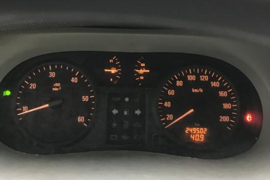 Opel Vivaro 1.9 74 kW 2003
