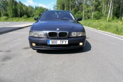 BMW 525 2.5 120 kW 2002