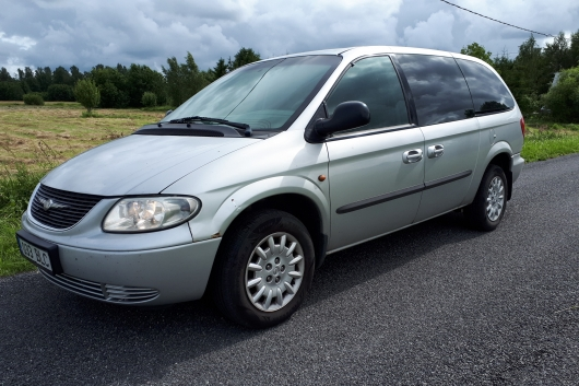 Chrysler Voyager Grand Voyager RG 2.5 105 kW 2003