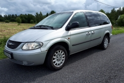 Chrysler Voyager Grand Voyager RG 2.5 105 kW 2003