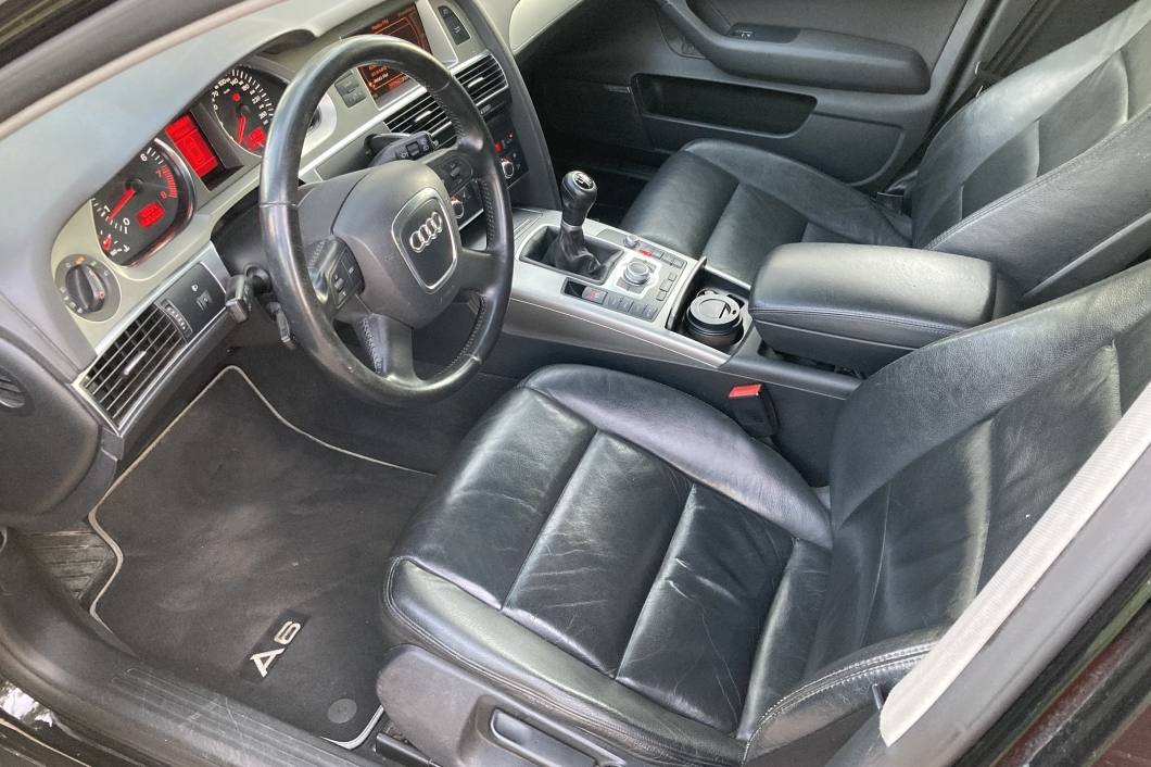 Audi A6 2.0 125 kW 2007
