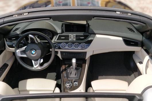 BMW Z4 28i Z4, 2,5, 150kw 150 kW 2009