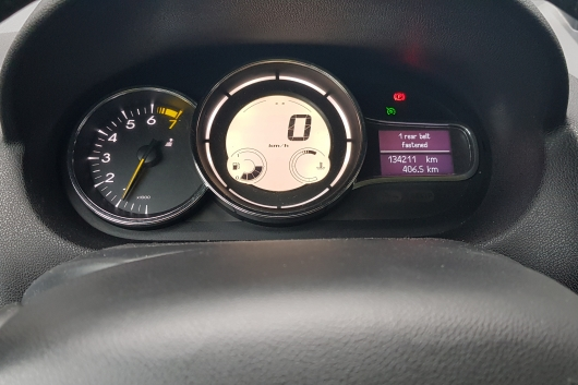 Renault Megane 1.2 97 kW 2014