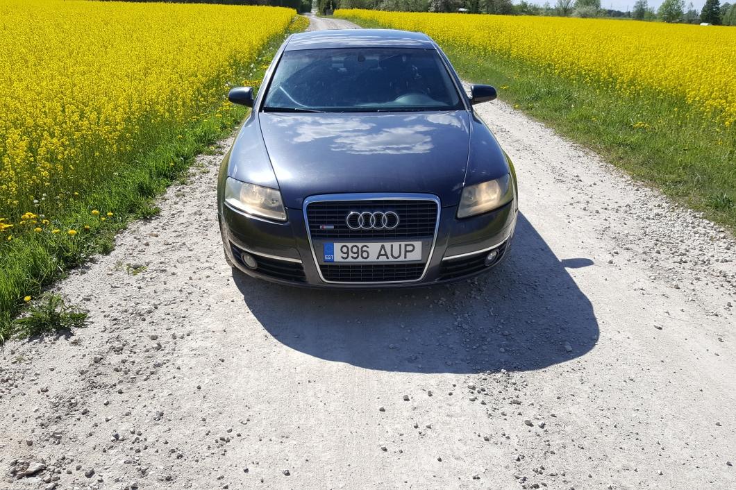 Audi A6 S-Line 2.4 130 kW 2004