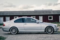BMW 330 Kupee 3.0 150 kW 2004