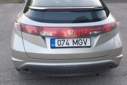 Honda Civic vtec-sport 1.8 103 kW 2007