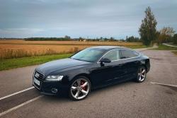 Audi A5 Exclusive sportback 3.0 176 kW 2010