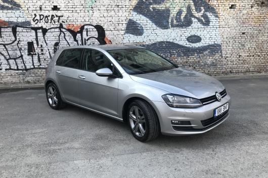 Volkswagen Golf 1.4 90 kW 2014