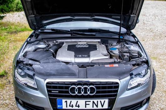 Audi A4 3.0 176 kW 2009