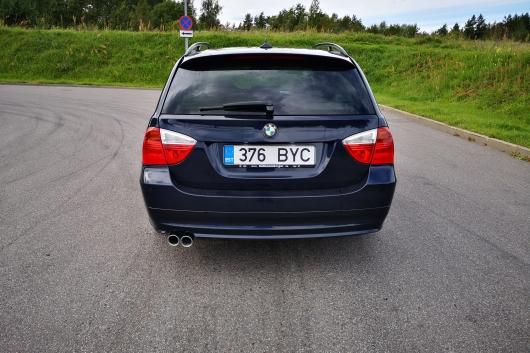 BMW 330 D 3.0 170 kW 2006