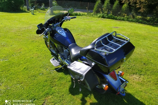 Honda Accord VTX 54 kW 2003