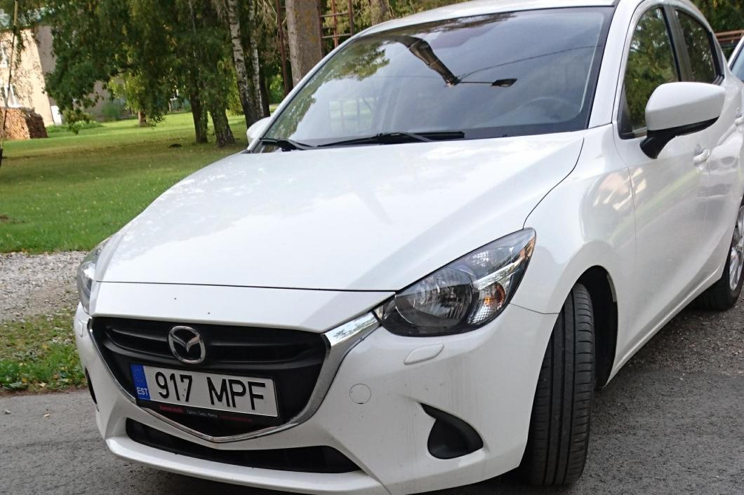 Mazda 2 Premium 1.5 66 kW 2015