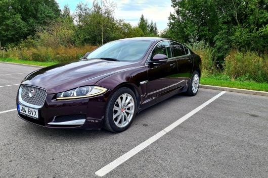 Jaguar XF 3.0 177 kW 2014