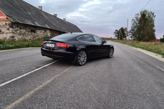 Audi A5 Sportback 2.0 125 kW 2010