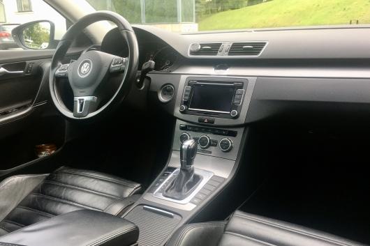 Volkswagen Passat 1.4 110 kW 2012