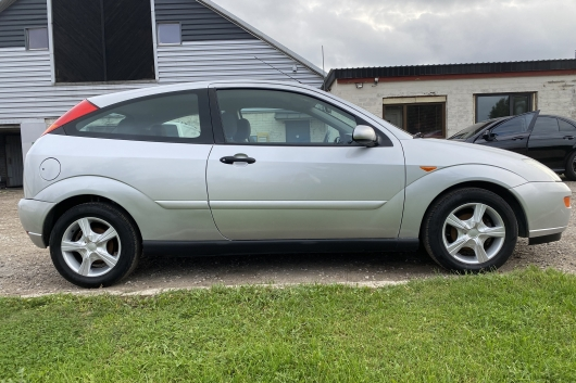 Ford Focus 2.0 96 kW 1999