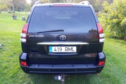 Toyota Land Cruiser 105 3.0 122 kW 2005
