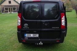 Toyota ProAce Activ 2.0 95 kW 2016