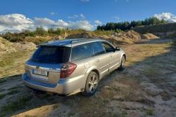 Subaru Outback 2.0 110 kW 2008