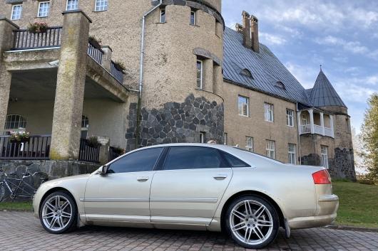 Audi A8 L 4.2 246 kW 2005