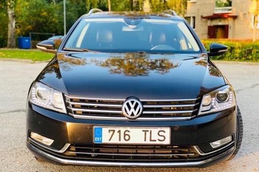 Volkswagen Passat 2.0 103 kW 2011