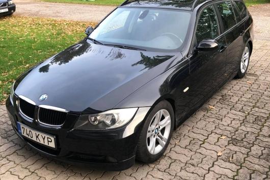 BMW 320 2.0 130 kW 2008