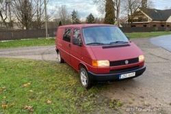 Volkswagen Transporter LONG 2.4 57 kW 1994