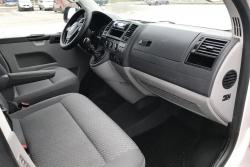 Volkswagen Transporter Double Cabine Long N1 6-kohta WEBASTO 2.0 62 kW 2012