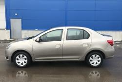 Dacia Logan Tehase garantii 1.1 66 kW 2016