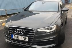 Audi A6 S-line Plus 3.0 180 kW 2011