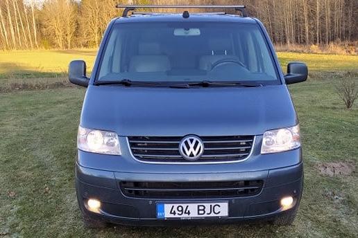 Volkswagen Multivan Highline 2.5 128 kW 2005
