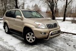 Toyota Land Cruiser 3.0 122 kW 2005