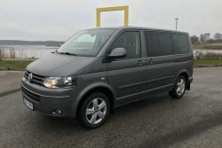 Volkswagen Multivan 2.0 132 kW 2011