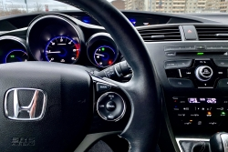 Honda Civic 1.6 88 kW 2016
