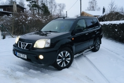Nissan X-Trail 2.2 84 kW 2002
